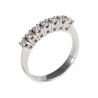 Золотое кольцо с бриллиантом (А79Фб) - 1