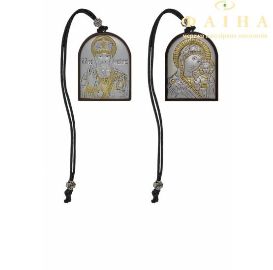 Афонская икона (POD-0-003-002AG) - 1