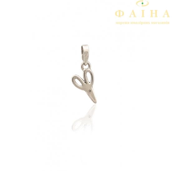 Серебряный кулон (Р3294) - 1