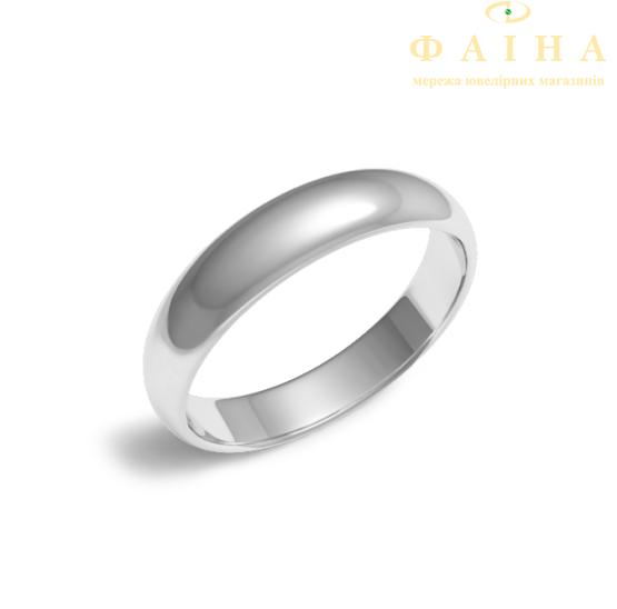 Золотое обручальное кольцо (200-0940) - 1