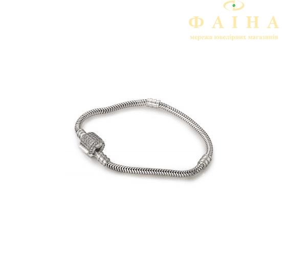 Серебряный браслет (5032,1) - 1