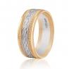 Золотое обручальное кольцо (КОА044) - 1