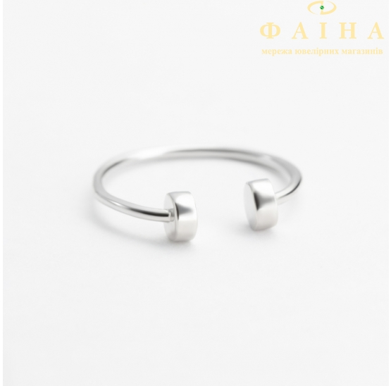 Серебряное кольцо (КК2/1001) - 1