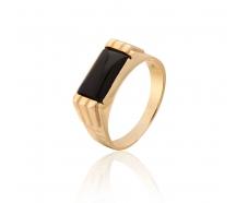 Золотое кольцо-печать (1499001)