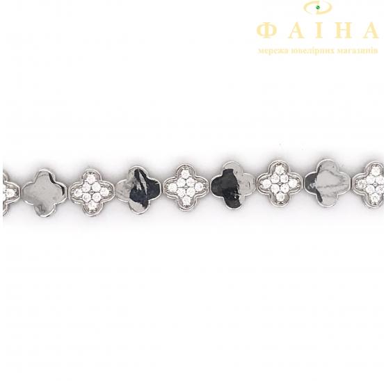 Серебряный браслет (662045) - 1