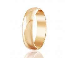 Золотое обручальное кольцо (КО050)