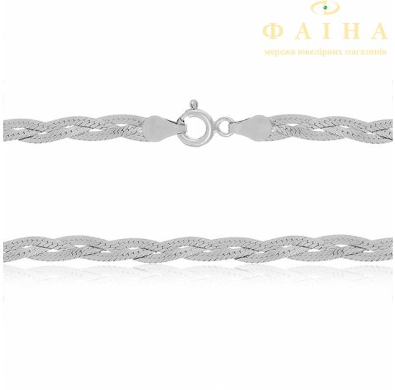 Серебряный браслет (819Р 2) - 1