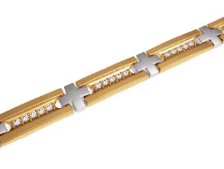 Золотой браслет (362-0052)