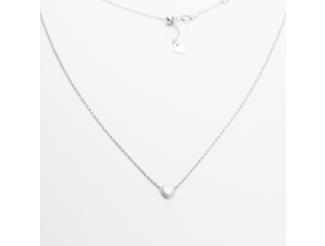 Серебряная цепь-колье (Кл2/1010СШ)