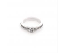 Серебряное кольцо (1629б023)
