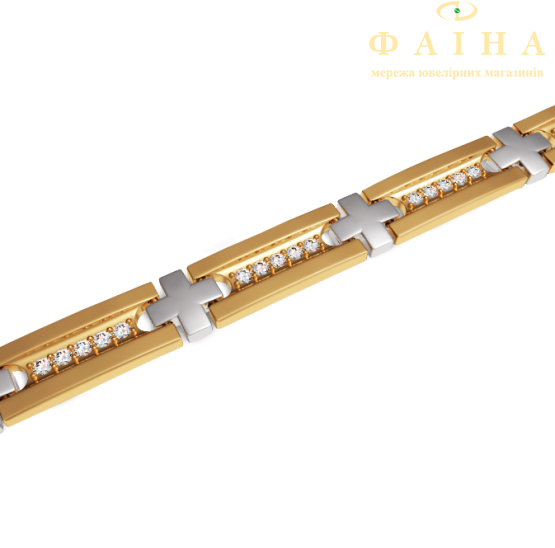 Золотой браслет (362-0052) - 1