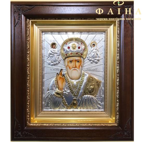 Почаевская икона (284/Ник Чудотв) - 1