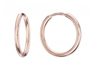Золотые серьги-кольца (1-5001.0.0)