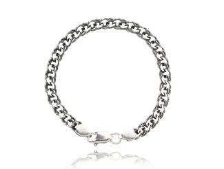 Серебряная цепь (10311-Ч алм)