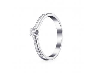 Золотое кольцо с бриллиантом (1981б)