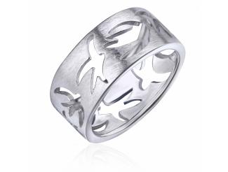 Серебряное кольцо (К2/2021С-19.5)