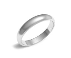 Золотое обручальное кольцо (200-0935)