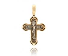 Золотой крест (11491-Ч возр)