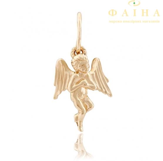 Золотой кулон (220/00) - 1