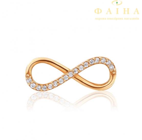 Золотые серьги (0425) - 1