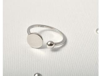 Серебряное кольцо (т1612018)