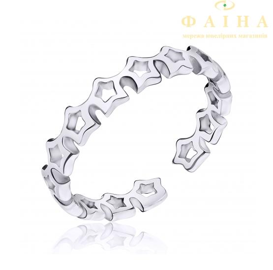 Серебряное кольцо (К2/1056) - 1
