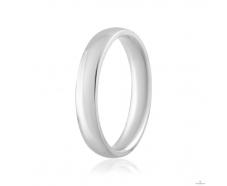 Золотое обручальное кольцо (КО035/1с)