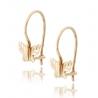 Золотые детские серьги (26005400) - 2
