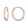 Золотые серьги-кольца (1-5001.0.0) - 1
