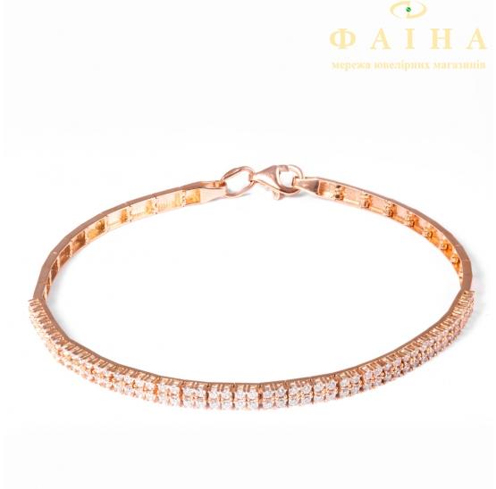 Золотой браслет (4212921101) - 1