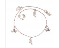 Серебряный браслет (т662105)