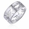 Серебряное кольцо (К2/2021С-19.5) - 1