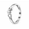 Золотое кольцо с бриллиантом (1992б) - 1