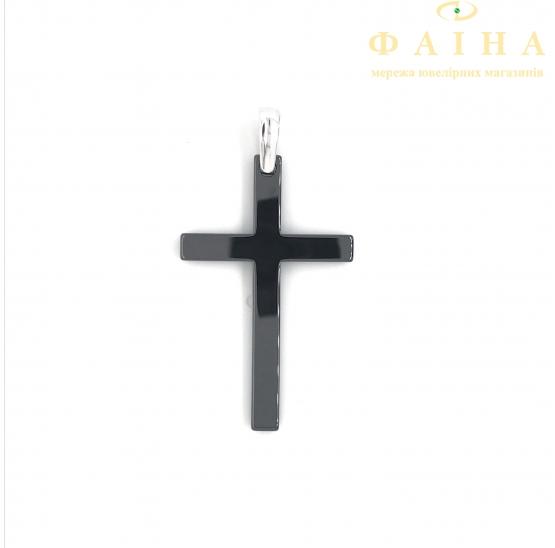 Серебряный крест (3619ч061) - 1