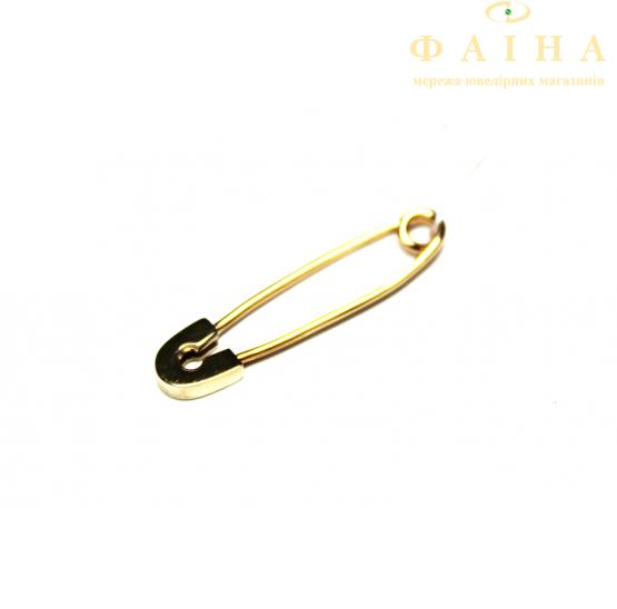 Золотая булавка (3150000) - 1