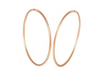 Золотые серьги-кольца (1-5008.0.0)
