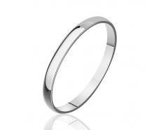 Золотое обручальное кольцо (КО025/1)