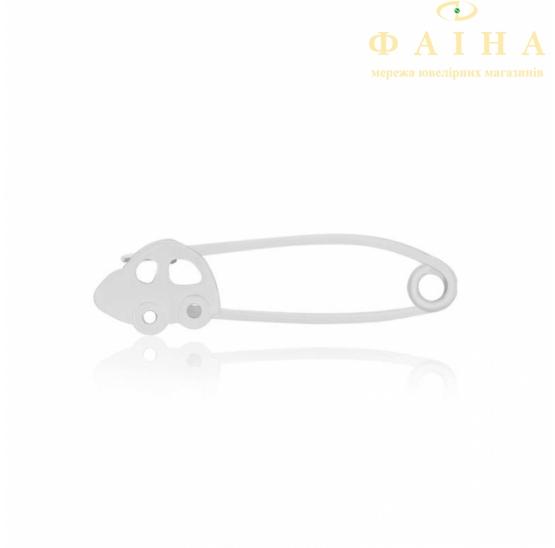 Серебряная булавка (Бр2/001) - 1