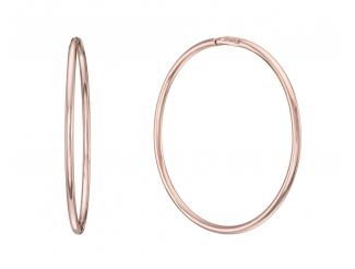 Золотые серьги-кольца (1-5005.0.0)
