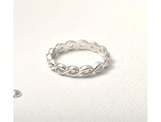 Серебряное кольцо (1619079)