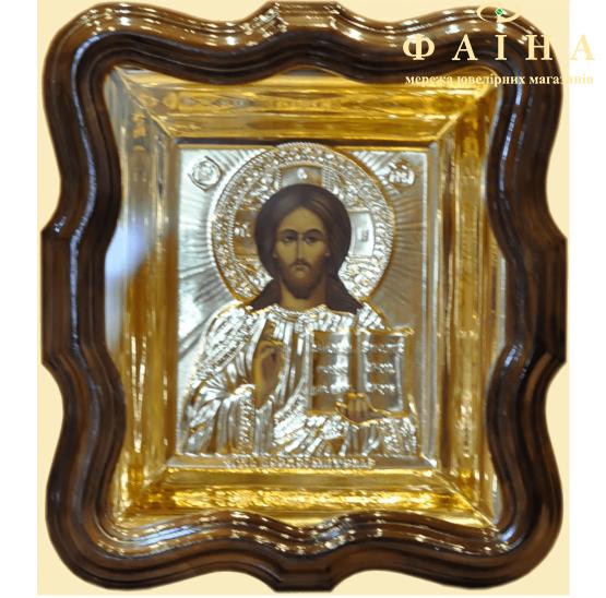 Почаевская икона (136/Спас Вседер) - 1