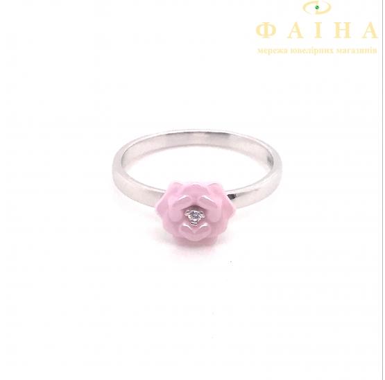 Серебряное кольцо (1629р095) - 1