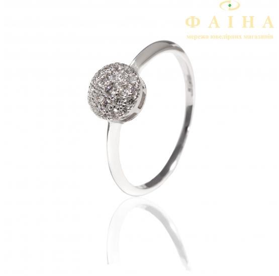 Золотое кольцо с бриллиантом (1191666202) - 1