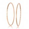 Золотые серьги-кольца (1-5007.0.1) - 1