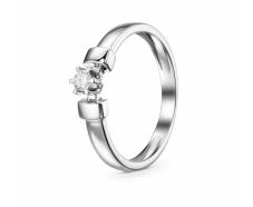Золотое кольцо с бриллиантом (1992б)