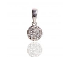 Золотой кулон с бриллиантом (3191666202)